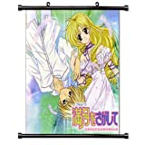 Full Moon wo Sagashite Anime Fabric Wall Scroll Poster (16 x 16) Inches