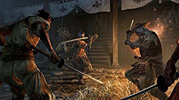 Amazon.com: Sekiro Shadows Die Twice (PS4): playstation 4 ...