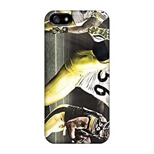 Premium UOp13532zvCD Cases With Scratch-resistant/ Pittsburgh Steelers Cases Covers For Iphone 5/5s