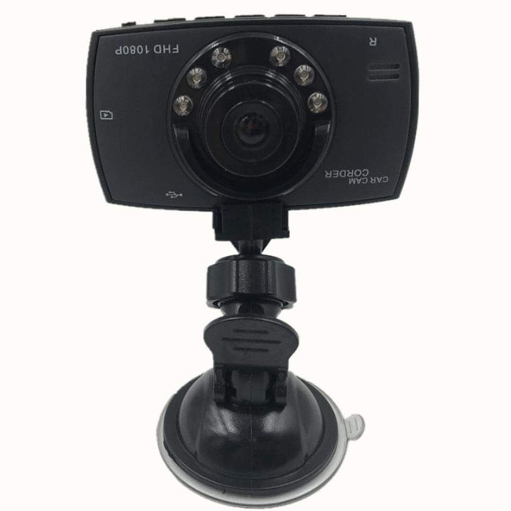 Wareg G30 1080P Car Dash Camera Car DVR 150 Degree Wide Angle Driving Recorder in-Dash DVD & Video Receivers