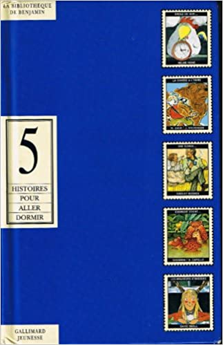 Amazon Fr 5 Histoires Pour Aller Dormir Gallimard