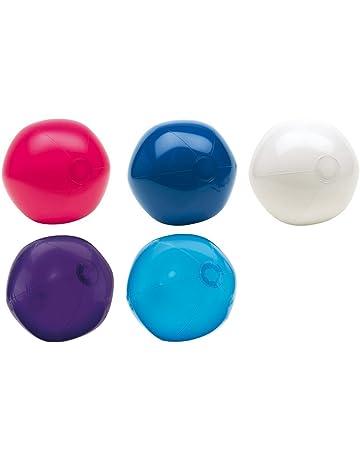 R515X G1 - Balón de playa de acabado brillante de aproximadamente 28 cm para jugar en
