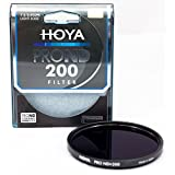 Hoya PROND 82mm ND200 (2.4) 7.67 Stop ACCU-ND Neutral Density Filter XPD-82ND200