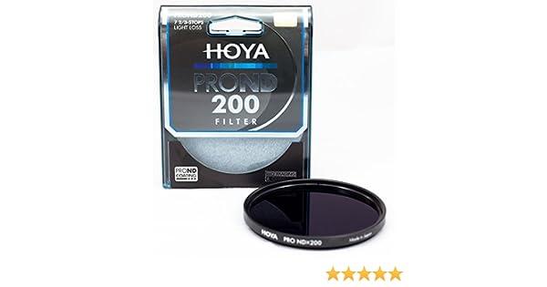 1 Stop ACCU-ND Neutral Density Filter XPD-62ND2 0.3 Hoya PROND 62mm ND-2