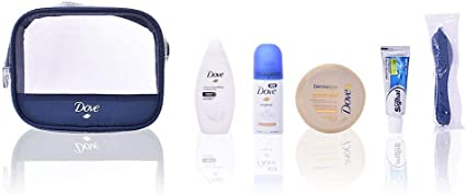 Dove - Neceser de Viaje con 6 Piezas de Cuidado Personal: Amazon.es: Belleza