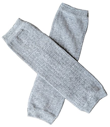 Gray Leg Warmers Classy Soft Stretchy for Baby Toddler Boy Girl Leggings (Clown Outfit For Kids)