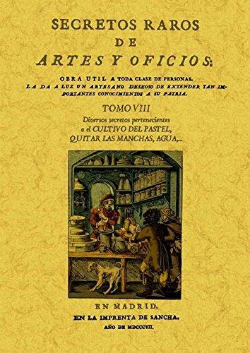Secretos raros de artes y oficios 12 Tomos : Secretos raros ...