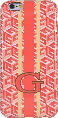 Guess G-Cube Coque pour Apple iPhone 6/6s, Orange