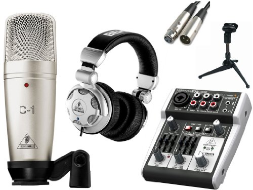 Behringer Microphone Accessories Solution Recordings
