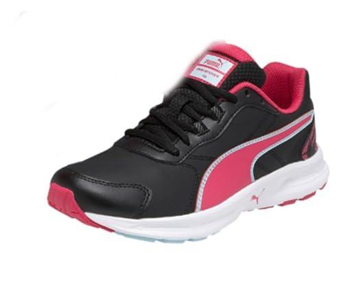 Puma Descendant SL V3, sneakers da uomo da unisex bambino, nero (Black), 34.5 EU