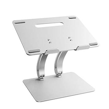 Lorsoul Metal de Aluminio enfriamiento del Ordenador portátil Soporte metálico Titular del Stand, de Altura Ajustable, para el iPad/MacBook / Ordenador ...