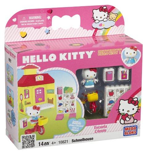 mega bloks hello kitty house - 3