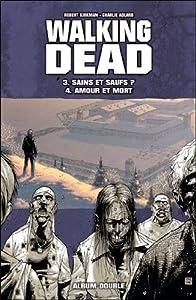 """Afficher """"Walking Dead (Album double) n° 3-4<br /> Sains et saufs ?"""""""