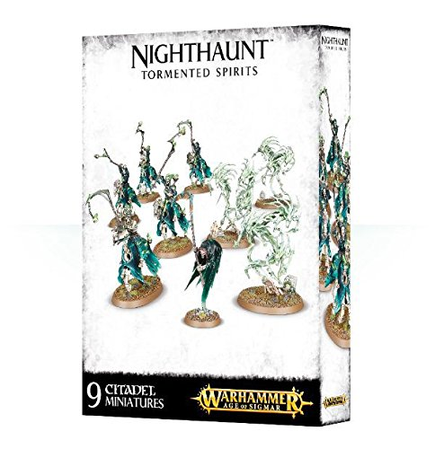 Games Workshop 99120207044 nighthaunt gequälten Spirituosen Miniatur