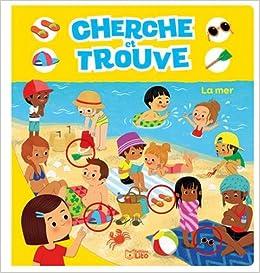 Amazon Fr Cherche Et Trouve La Mer Des 3 Ans Coline