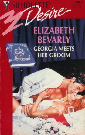 book cover of Georgia Meets Her Groom