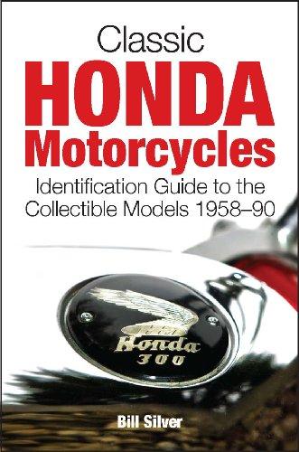 Vintage Honda Motorcycles - 2