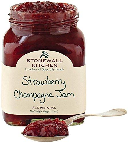Stonewall Kitchen Strawberry Champagne