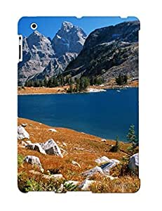 CYOuRb-132-qQOuC Case Cover Protector Series For Ipad air Grand Teton And Lakeolitude Wyoming Case For Lovers