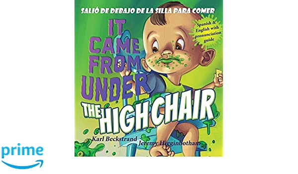 Amazon.com: It Came from Under the Highchair - Salió de ...