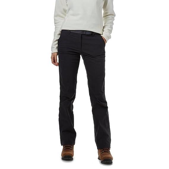 95b3e89557a12 Brasher Black Women's Stretch Walking Trousers: Amazon.co.uk: Clothing