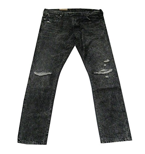 Denim & Supply Ralph Lauren Men's Ripped Prospect Slim-Fit Jeans (31W x 32L, Hattie) by RALPH LAUREN