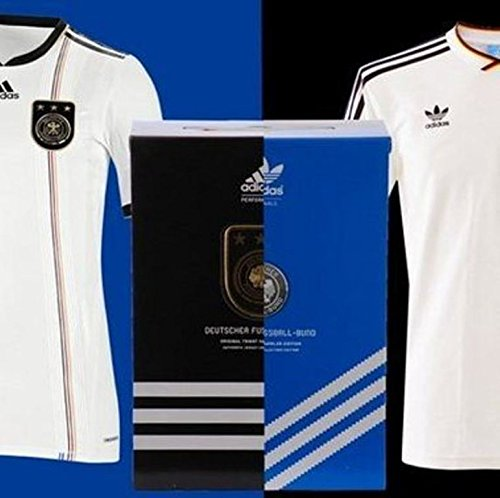 release date 0f9ce 022ef ... Amazon.com GERMANY DEUTSCHLAND Adidas Originals Performance Box Set - Collectors  Edition 2010 1986 Shirts ...