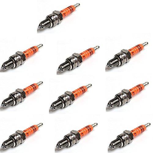 50 cc scooter spark plug - 5