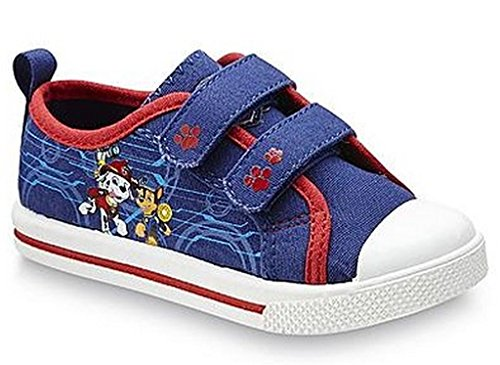 Nickelodeon Toddler Boy's PAW Patrol Blue/Red Sneaker