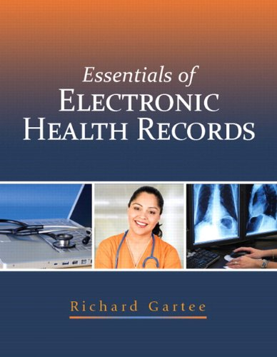 Essentials of Electronic Health Records Plus MyHealthProfessionsKit -- Access Card Package