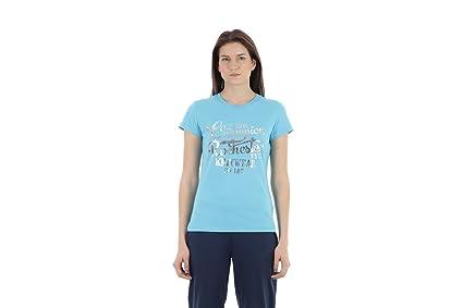 Shirt Sport Amazon Turchese Original M E W T Champion it Basic xCPfP4