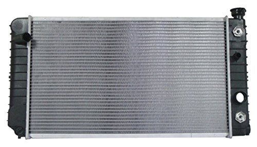 Depo 335-56011-100 Radiator (CHEVROLET S/T PICKUP 4.3L V6 88-94 ATwith O ENGINE OIL COOLER)