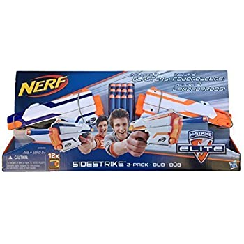 Amazon has Nerf Dart Refill Packs as low as $2.03 on Amazon when you buy 1  and get the 2nd for 40% off. These are add on items, your total will need  ...