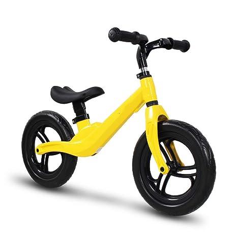 Amazon.com: Bicicleta balanceada para niños de 2 a 6 años ...