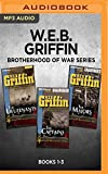 W.E.B. Griffin Brotherhood of War Series: Books 1-3: The Lieutenants, The Captains, The Majors
