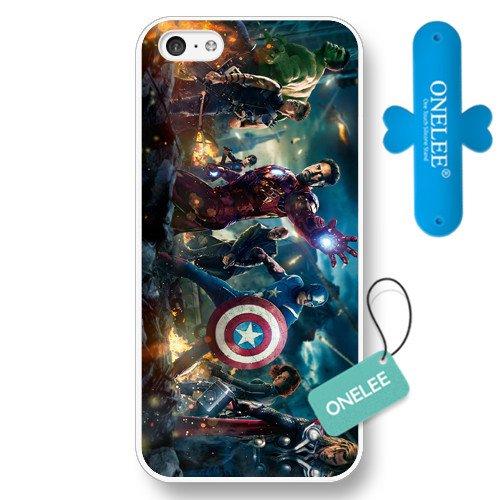 i phone 5c marvel cases - 6