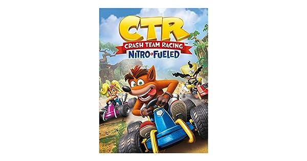 Sony Crash Team Racing Nitro-Fueled, PlayStation 4 vídeo - Juego ...