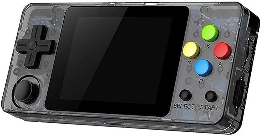 LayOPO Mini Consola de Juegos, conexión de TV, Videojuegos, Retro, de Mano, con Sistema de código Abierto, Consola de Videojuegos portátil de 16 GB, más de 3000 Juegos: Amazon.es: Hogar