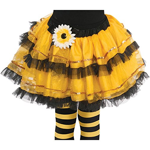 Bumblebee Fairy Tutu Costume Accessory - One (Daisy Honey Bee Costumes)