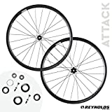 reynolds wheels - Reynolds Cycling - Attack Disc Brake Carbon Fiber Wheelset for Road Bikes