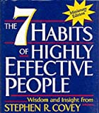 [(The Seven Habits of Highly Effective People, Miniature Edition)] [By (author) Stephen R. Covey] published on (September, 2000)