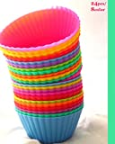 freezer bask - Silicone Cupcake Liners