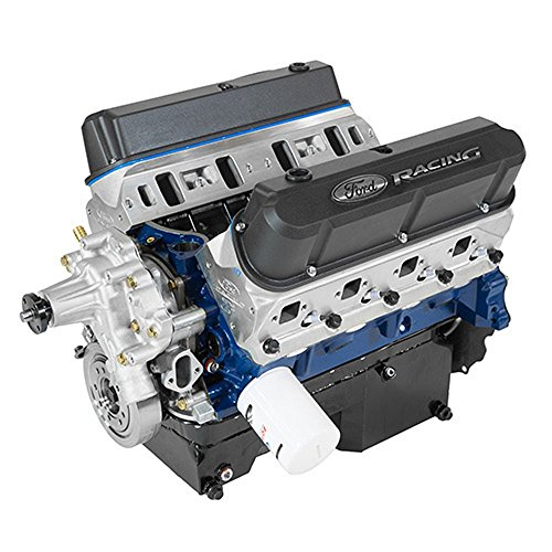 Ford M-6007-Z2427FRT Crate Engine, 1 Pack (5600 Camshafts Rpm)