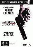 Public Enemies / American Gangster / Scarface DVD