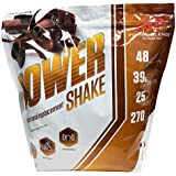 Meal Replacement Smoothie Powder, Chocolate Power Shake, 3.8 Lbs by Power Blendz …
