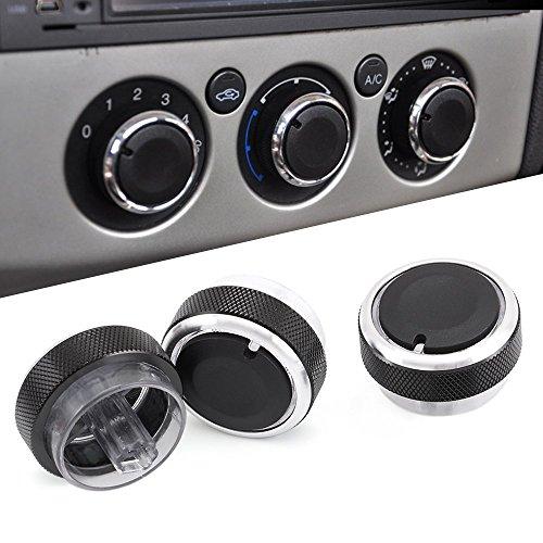 (Car Air Conditioning heat control Switch knob AC Knob For Ford Focus 2 MK2/Focus 3 MK3/Mondeo)