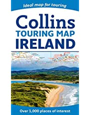 Collins Ireland Touring Map: Ideal for exploring