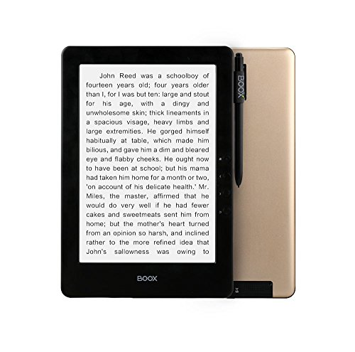 Onyx BOOX N96 E-reader 9.7'' E Ink Pearl Display Dual Touch 16 GB with Wi-Fi Audio Books Reader by BOOX