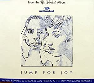 2 UNLIMITED-Jump For Joy-CDM