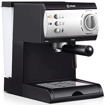 Amazon.com: Máquina espresso semiautomática de alta presión ...